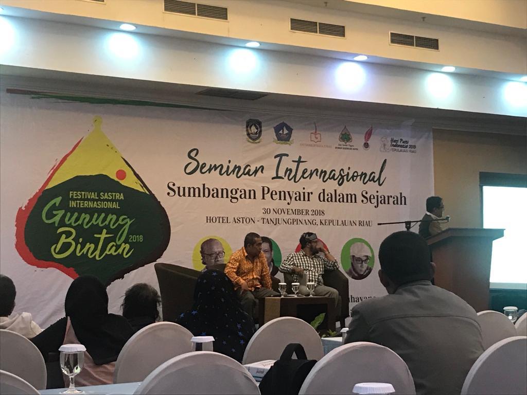 Photo of Ke Bintan, Tiga Negara  Mencari Hang Tuah