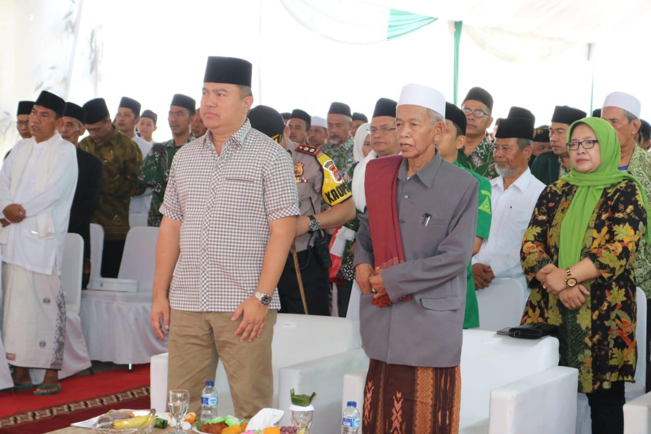Photo of KapoldaDan Mukerwil PWNUHadiri Maulid Nabi Muhammad SAW