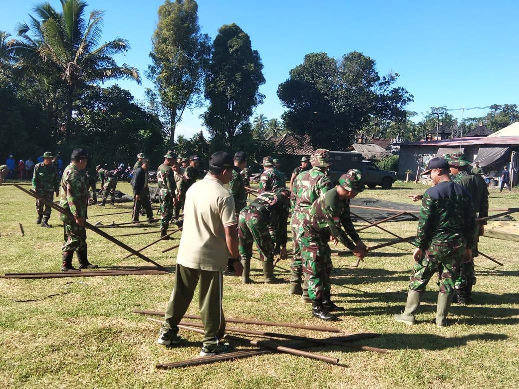 Photo of Rangkaian Hut Ke-58, Korem 163 Wira Satya Laksanakan Ziarah Rombongan
