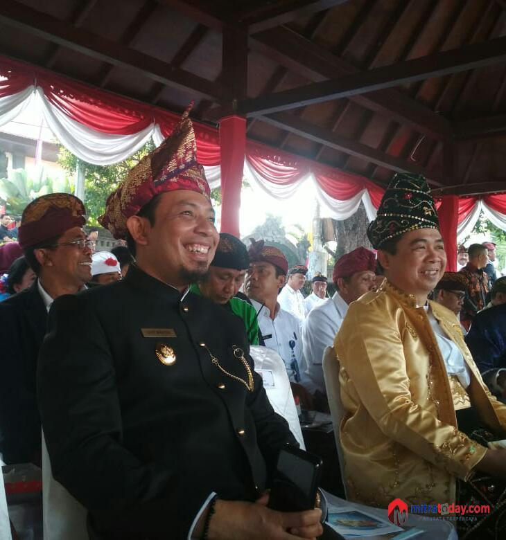 Photo of Hadiri Rakernas JKPI Bali, Wawali Perkenalkan Kota Bengkulu