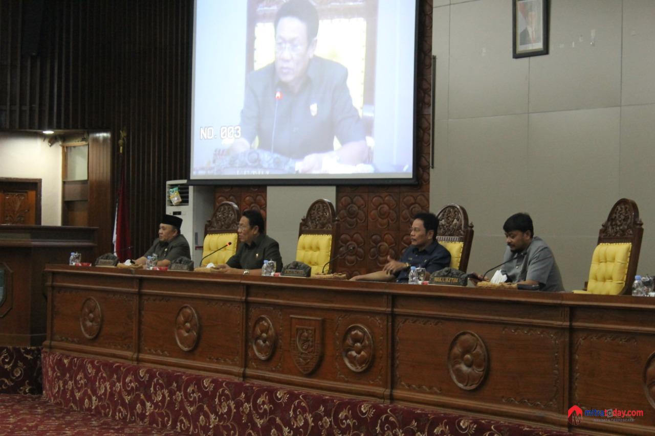 Photo of Pembahasan Raperda RIPPAR 2019-2024 Disetujui Pansus DPRD