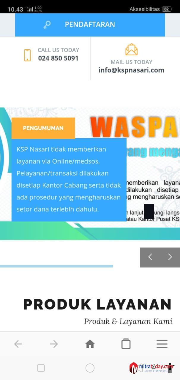 Tergiur Pinjaman Online Nasari Warga Tanjung Morawa Tertipu