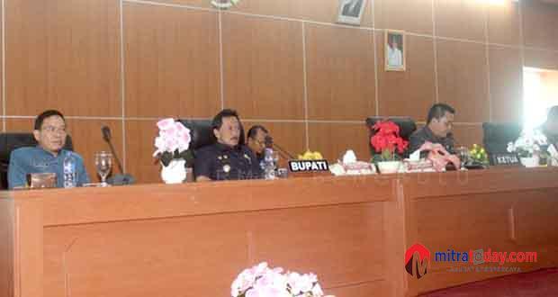 Photo of DPRD Benteng Gelar Rapat Paripurna Penyampaian LKPJ Tahun 2018