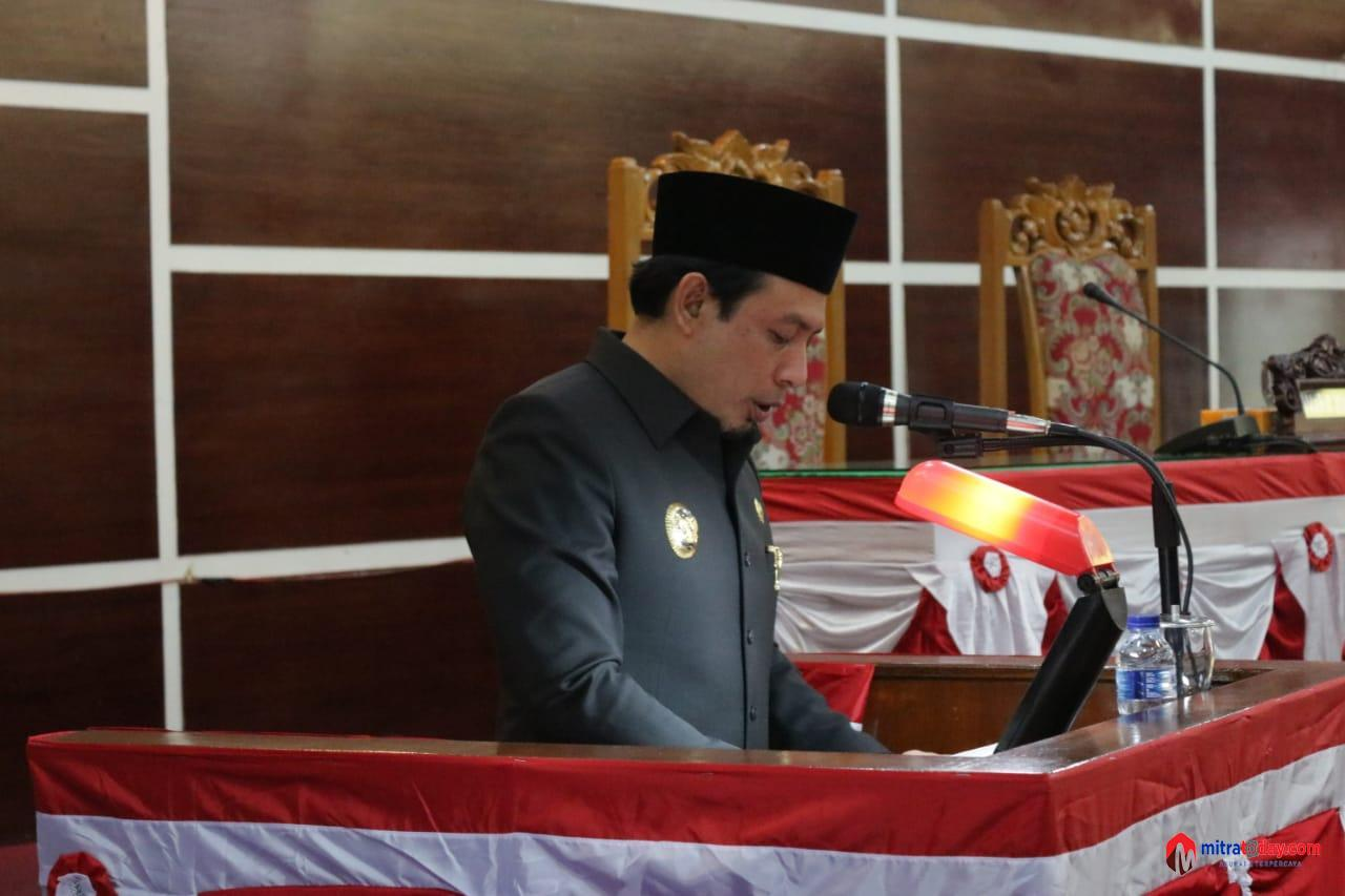 Photo of Rapat Paripurna DPRD Kota Bengkulu Sahkan 6 Raperda