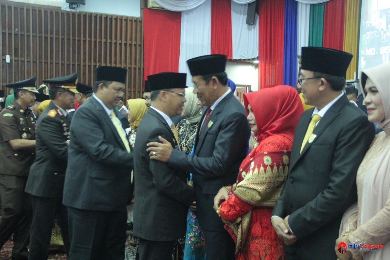 Photo of Anggota DPRD Provinsi Bengkulu Periode 2019-2024 Dilantik