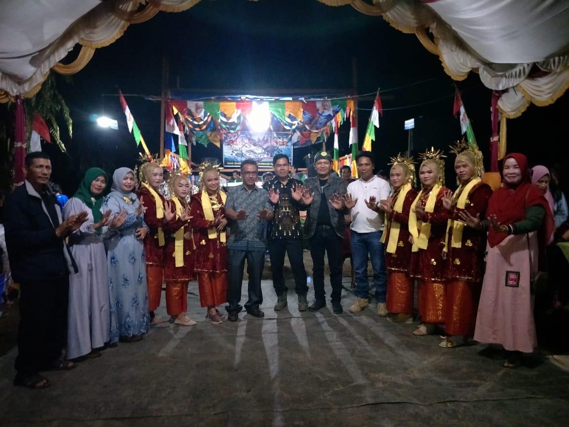 Photo of Desa Talang Medan Peringati Hari Jadi Sanggar Tari Gandai