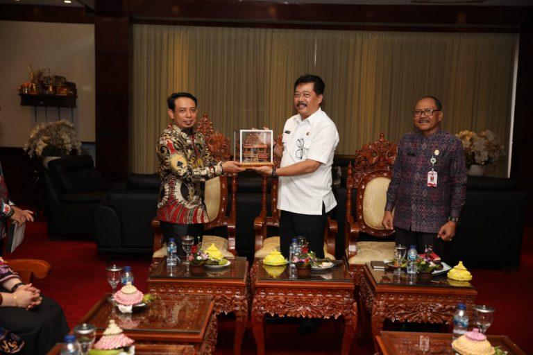 Photo of Wawali Kunjungi Pemkab Gianyar Bali