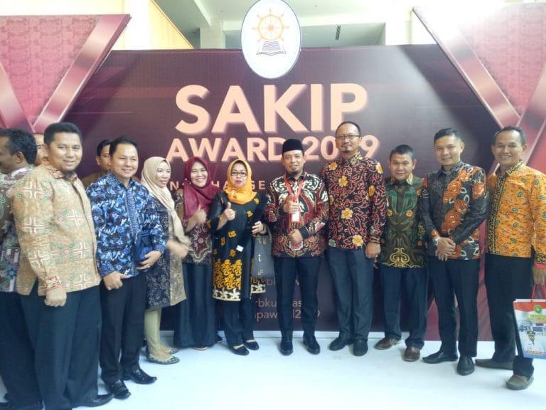 Photo of SAKIP Award, Pemkot Bengkulu Raih Predikat B