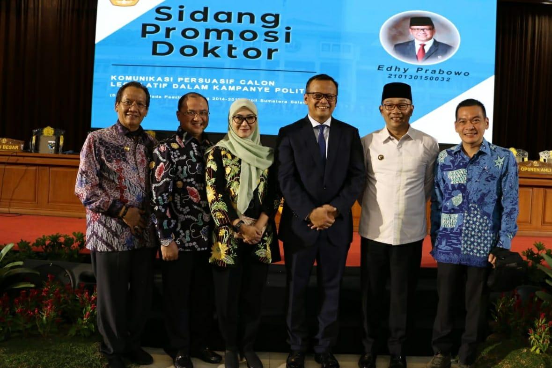 Photo of Gubernur Erzaldi Rosman Berikan Semangat dan Dukungan Pada Menteri Kelautan dan Perikanan