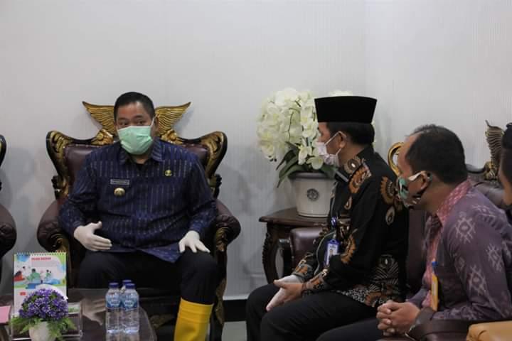 Photo of Dairi Jalin Kerjasama Dengan PT. Taspen Persero dan PT Bank Mandiri Taspen