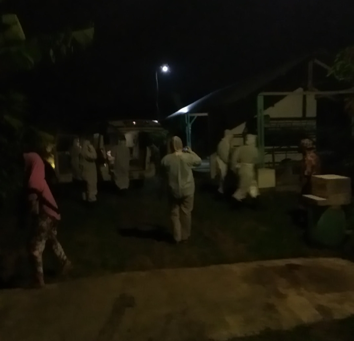 "Photo of Rapid Test Positif ""Pasien PDP umur 4 Bulan Meninggal, Pertama diKec Batang Kuis"