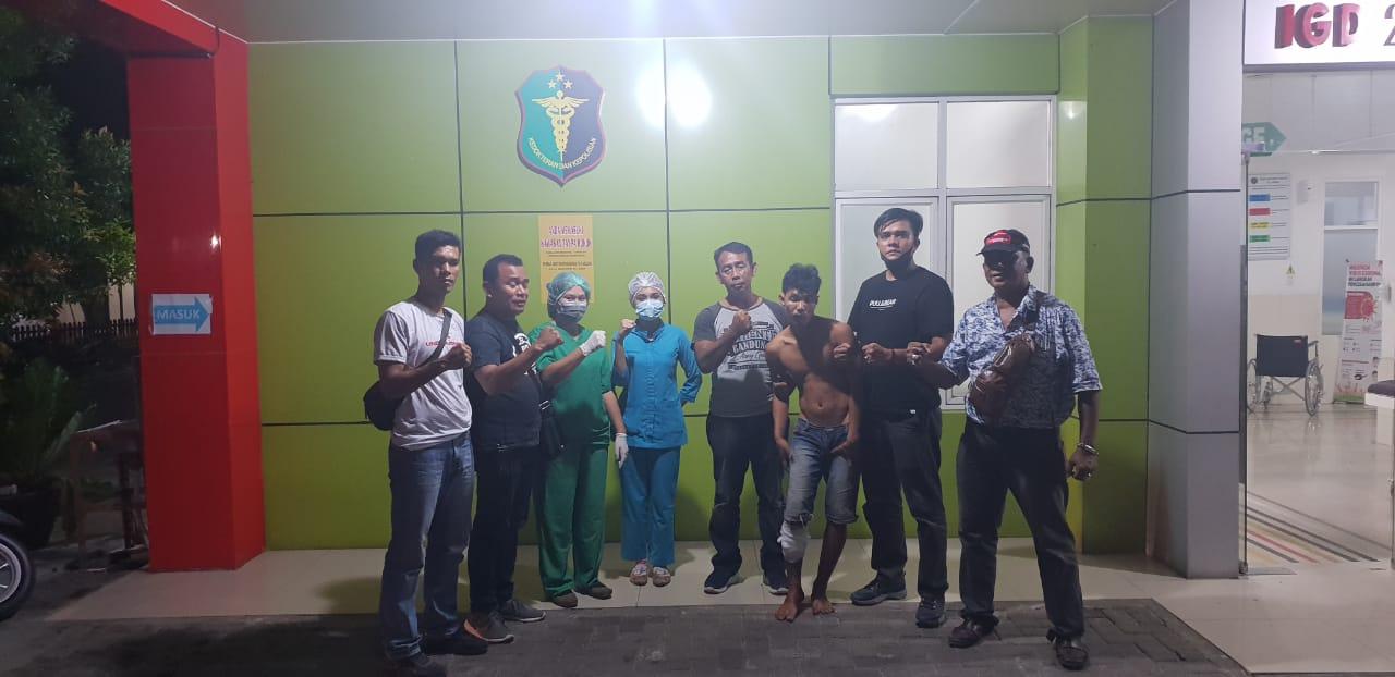Photo of Polsek Medan Area Tembak Kaki Bandit Jalanan  Spesialis Jambret HP