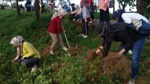 Photo of Sempat Terhenti Karena Covid-19,OPD Kota Bengkulu Kembali Gotong Royong Bersihkan Pantai