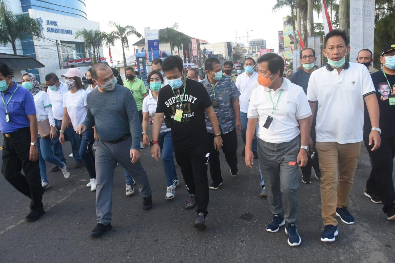 Photo of Jalan Santai, Tips Tubuh Bugar Untuk Jalankan Amanah Sebagai Pemimpin