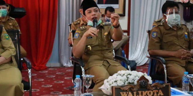 Photo of Wawali Bengkulu Sampaikan Evaluasi Pelaksanaan SAKIP