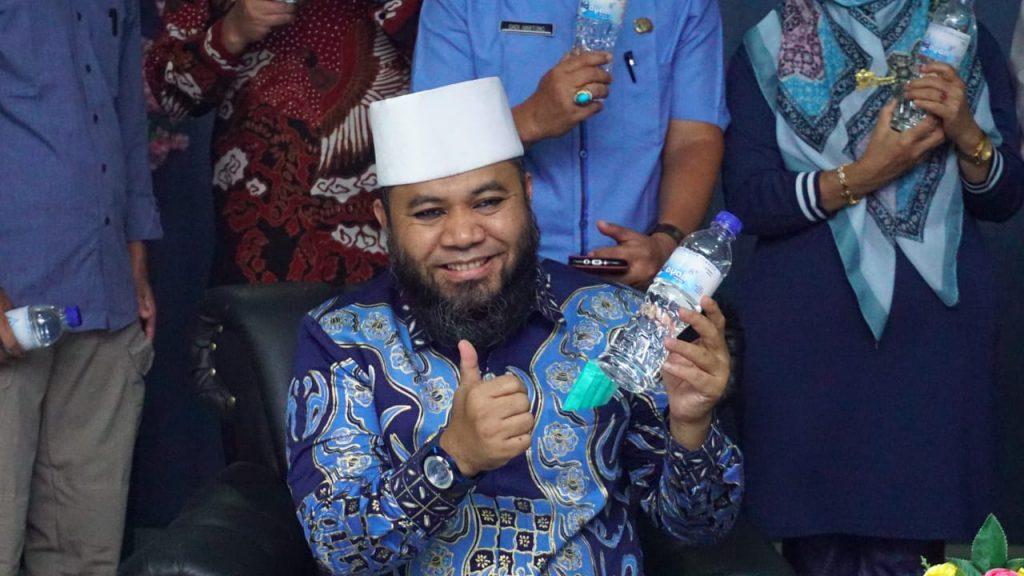 Photo of Inovasi Baru, Pemkot Bengkulu Launcing HD-Water