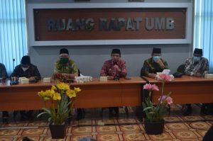 Photo of Atasi Masalah Sampah, UMB Siap Bekerjasama Dan Kolaborasi Degan Pemkot Bengkulu