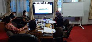 Photo of Pesan Sesda Kepada Mahasiswa Pada Serah Terima Pembekalan Lokakarya I KKN-T IPB