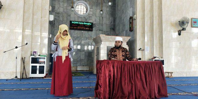 Photo of 23 Ribu Warga Kota Bengkulu Hafal Hadist