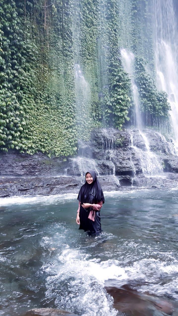 Photo of Keindahan Pesona Air Terjun Lemo Nakai Dipedalaman Kecamatan Hulu Palik