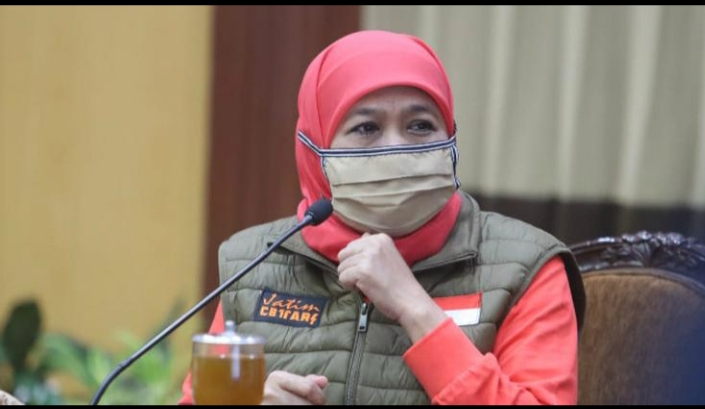 Gubernur Jawa Timur , Khofifah Indar Parawansa