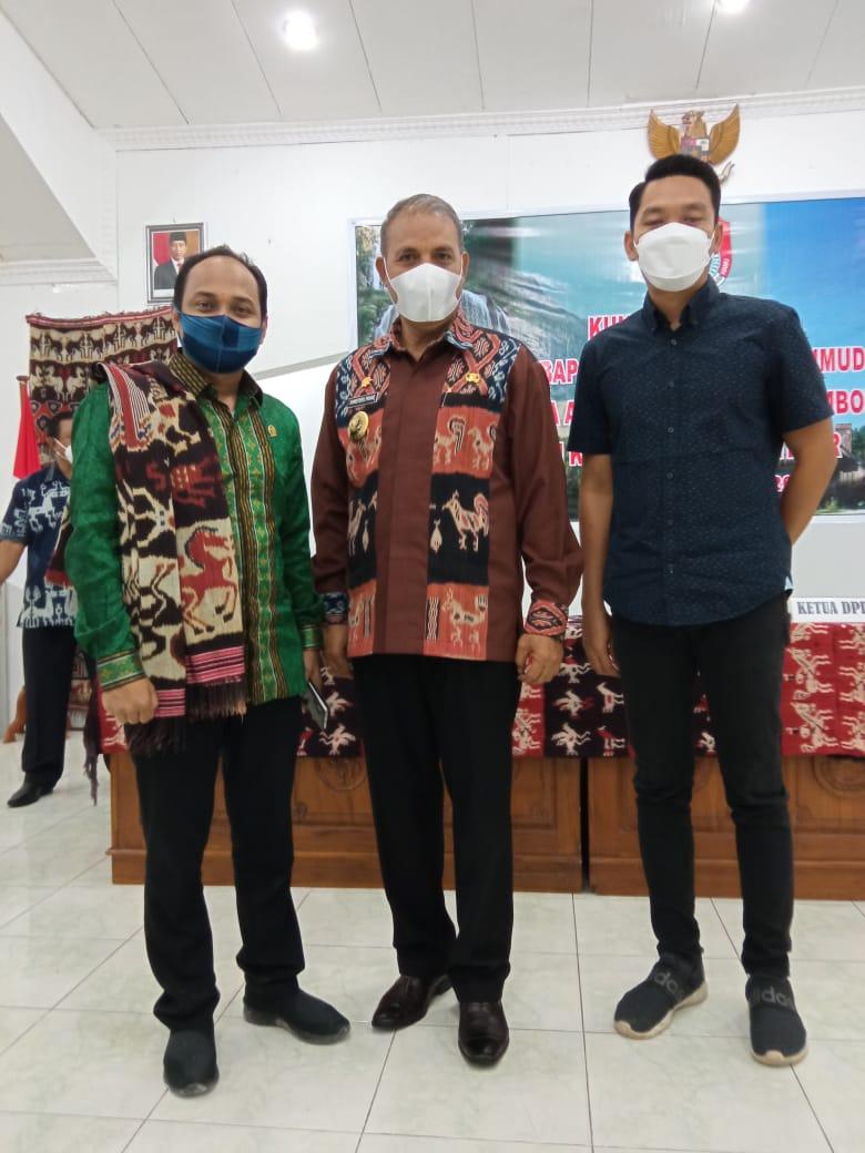 Photo of Dampingi Ketua DPD RI ke Sumba Timur, Ketua Komite I, Fachrul Razi: Pemekaran DOB Terus Kami Perjuangkan