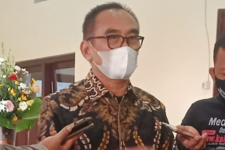 Wakil Walikota Blitar, Ir Tjukjuk Sunario