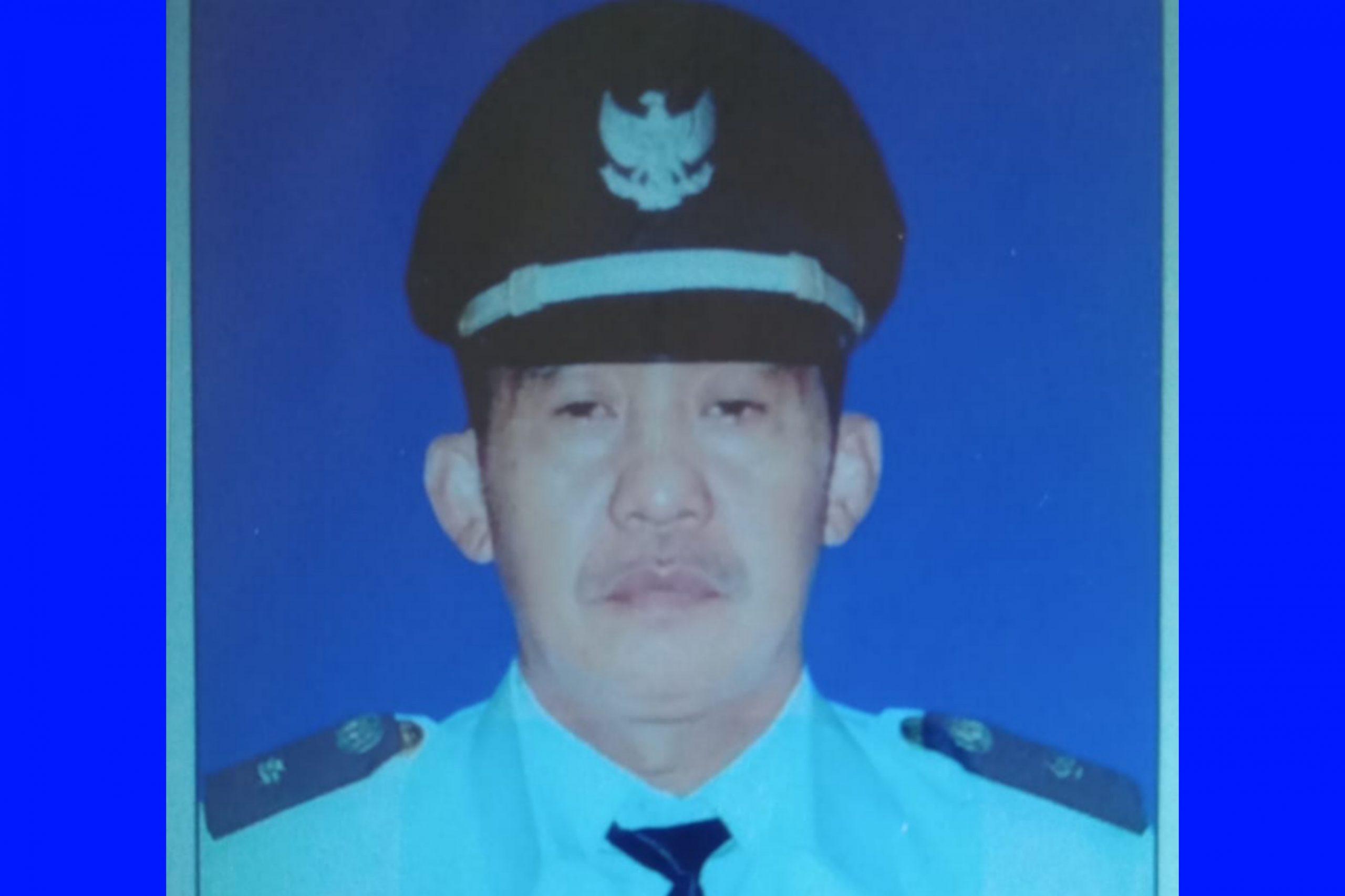 Kepala Desa Simpang Abung, AM. Tarmizi