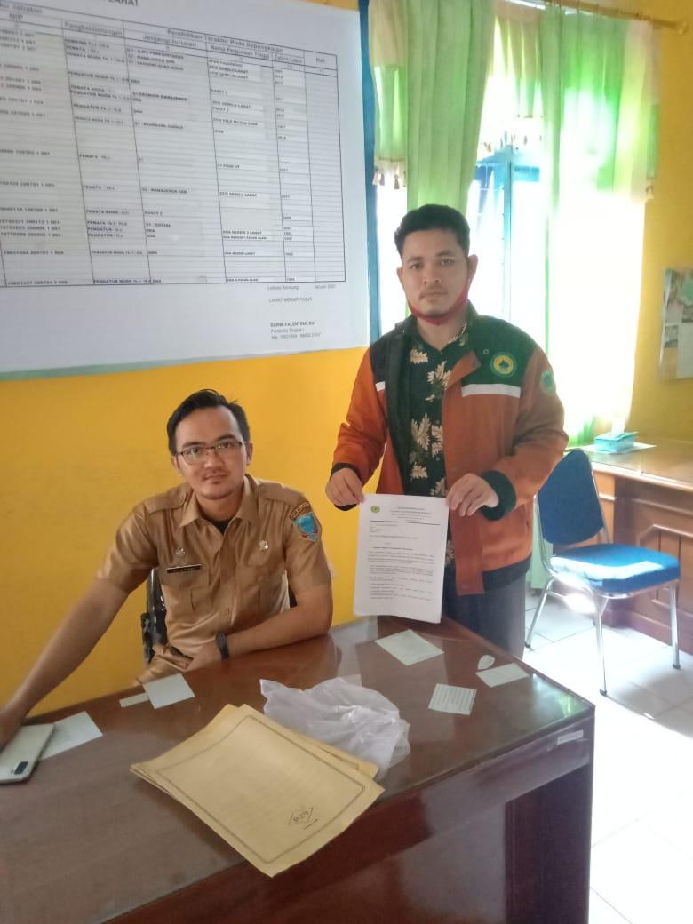 Photo of Pembina IKM Lahat Kembali Surati Kades Dan Camat