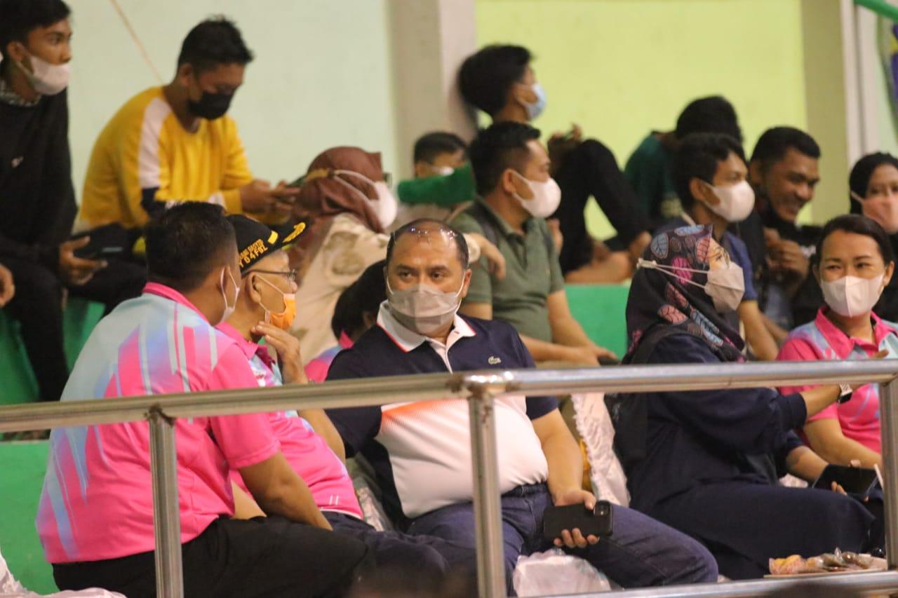 Photo of Kejuaraan Voli Piala Gubernur Bangka Belitung Ajang Pembinaan Bibit Muda