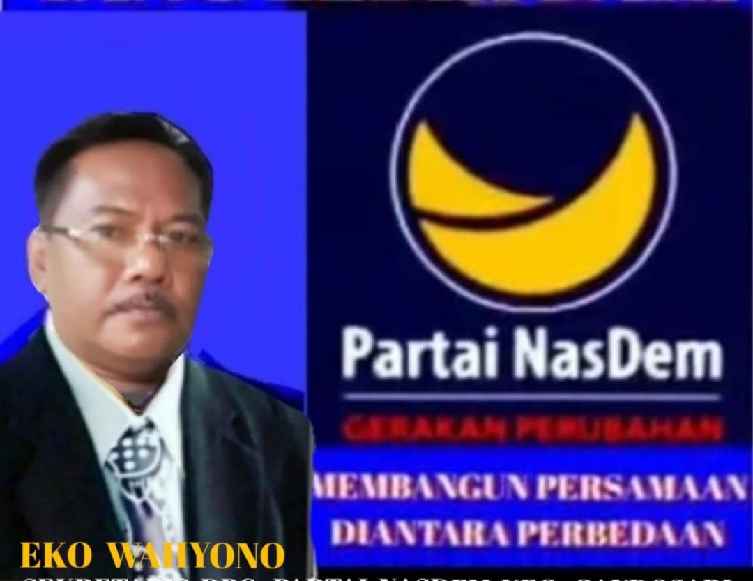 Photo of Anak Tokoh PDI Perjuangan Kabupaten Blitar Caleg Melalui Nasdem Di 2024