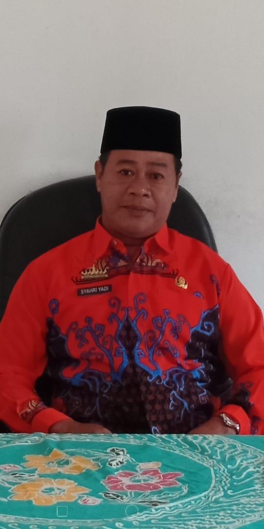 Photo of Syahri Yadi, Incamben Desa Gunung Raja Kembali Mencalonkan Diri Demi Pembangunan