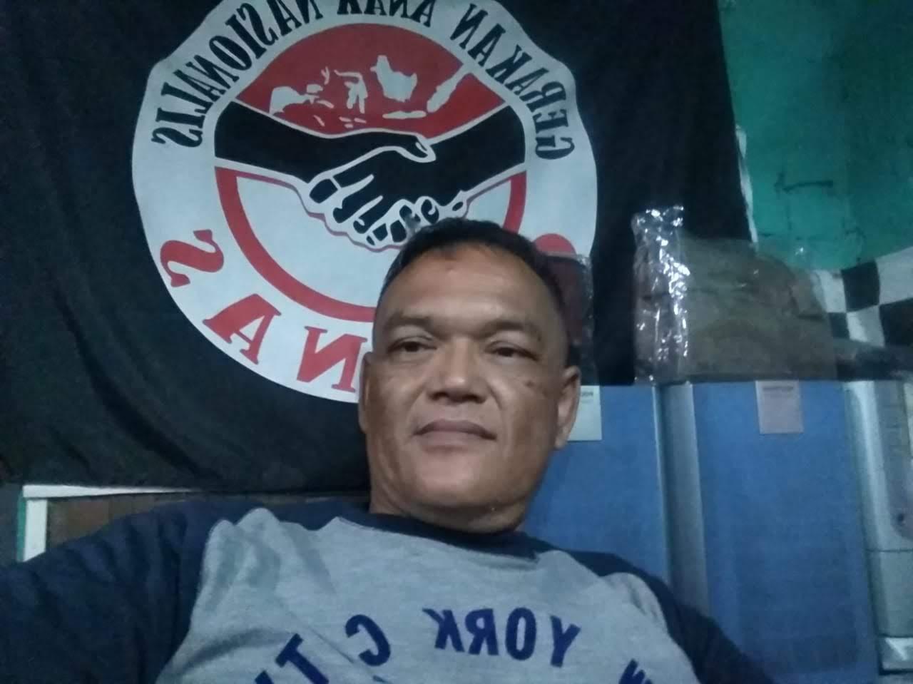 Joko Wiyono SH, Ketua LSM Ganas Blitar