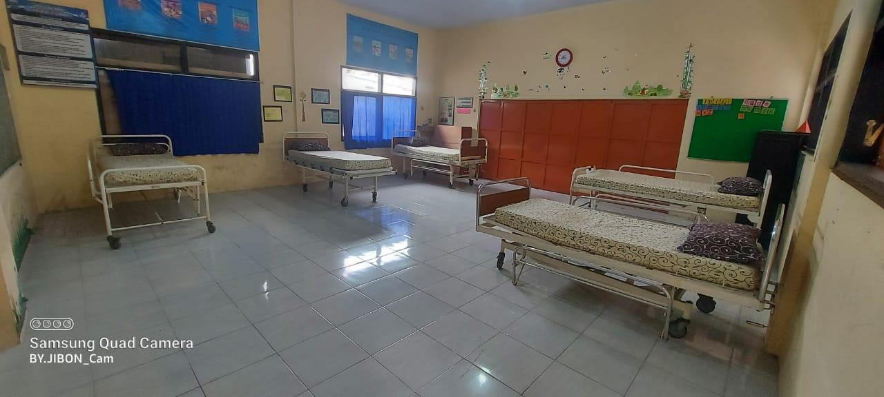 Photo of Miliki Dua Ruang Isolasi Terpadu, Pasien Covid Dampit tersisa 2 Orang