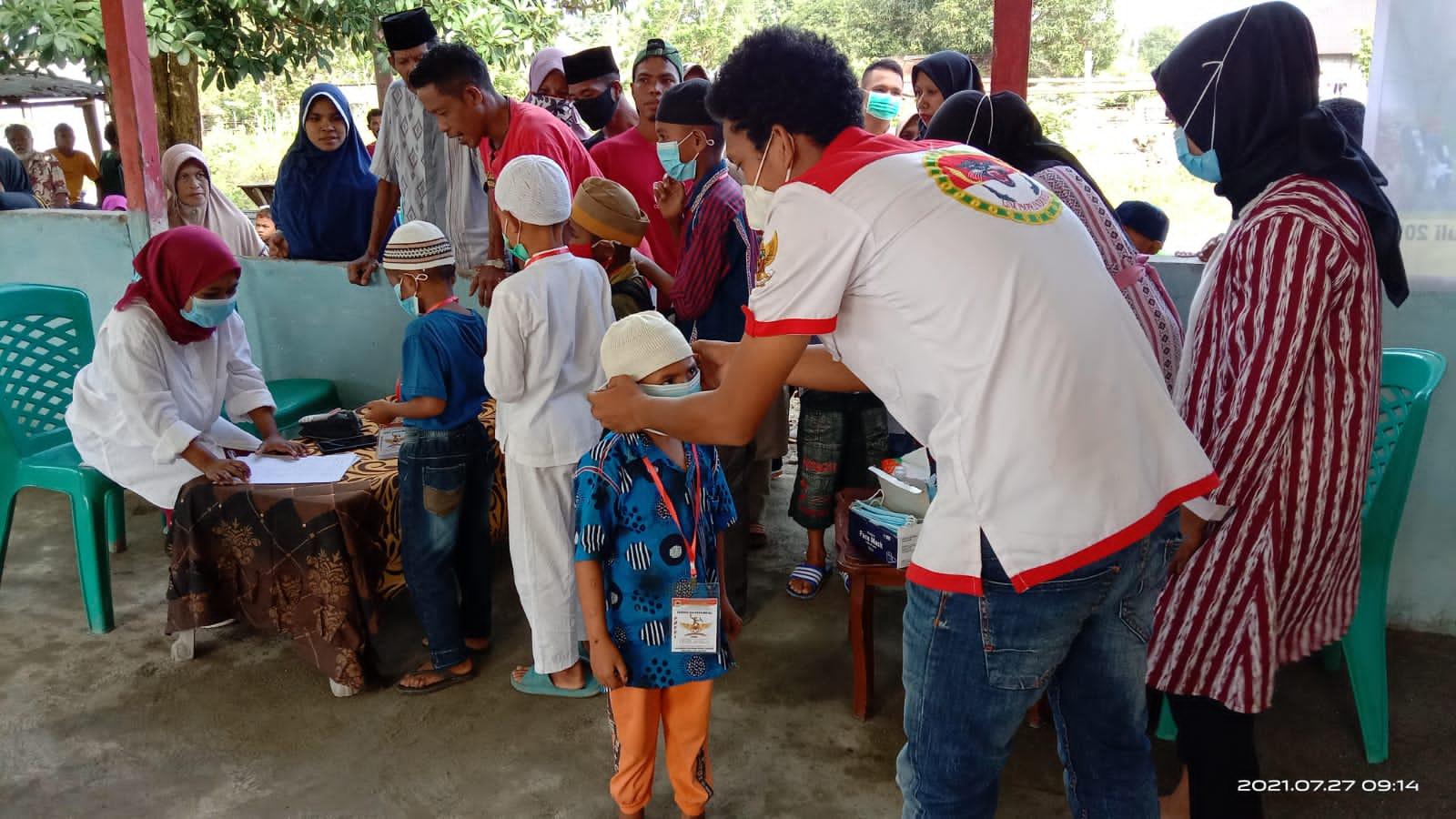 Photo of LSM PMPRI Maluku Adakan Khitanan Masal