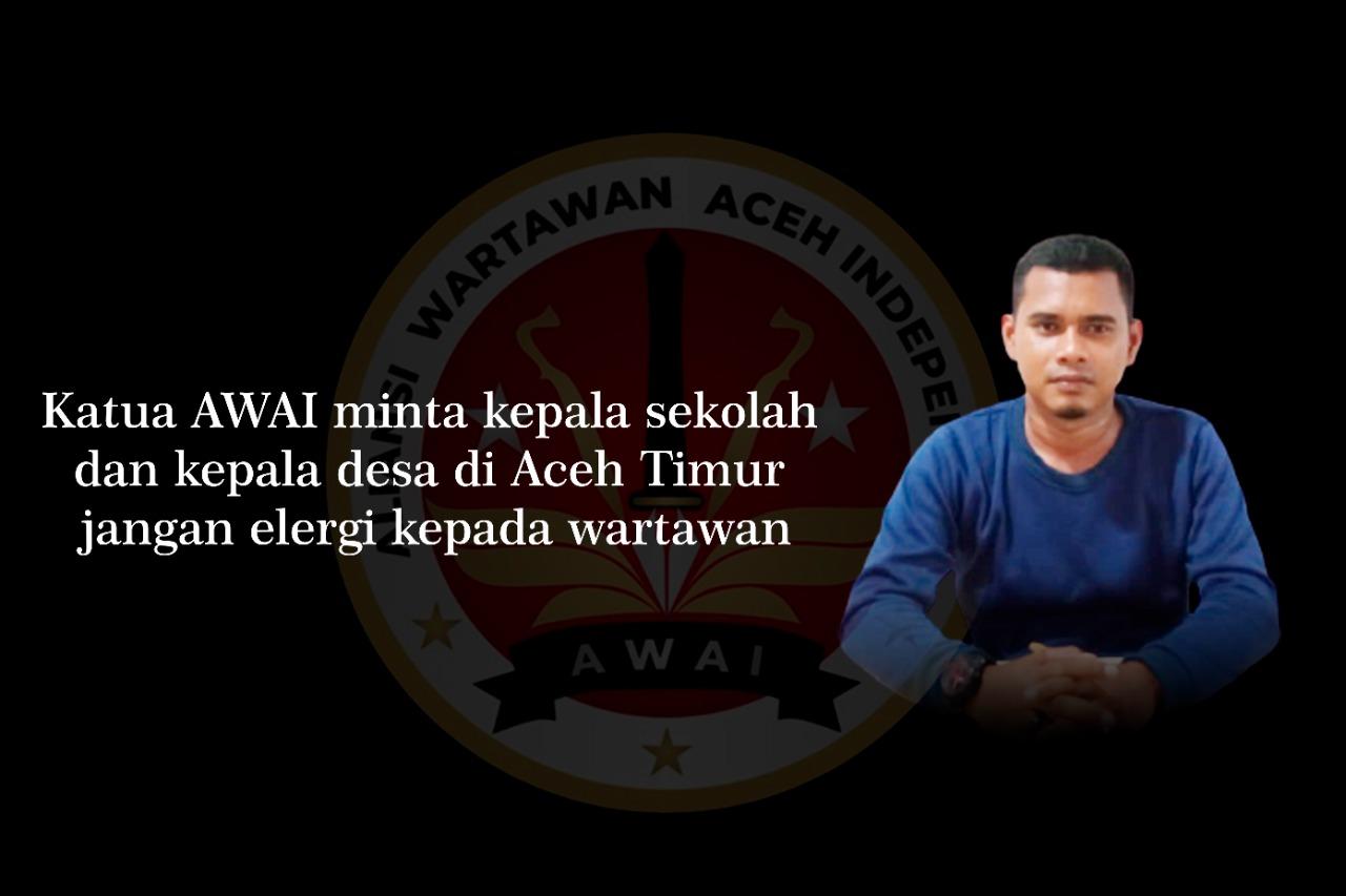 Photo of Ketua AWAI Minta Selalu Jaga Kemitraan, Jangan Elergi Kepada Wartawan