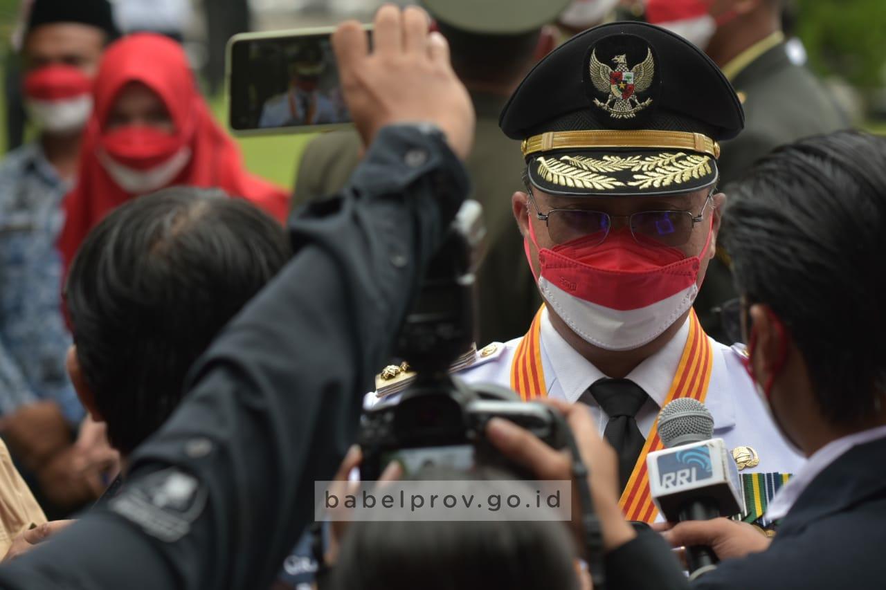 Photo of Hargai Jasa Pahlawan, Pemprov Babel Tetapkan Beberapa Tokoh Menjadi Pahlawan Daerah