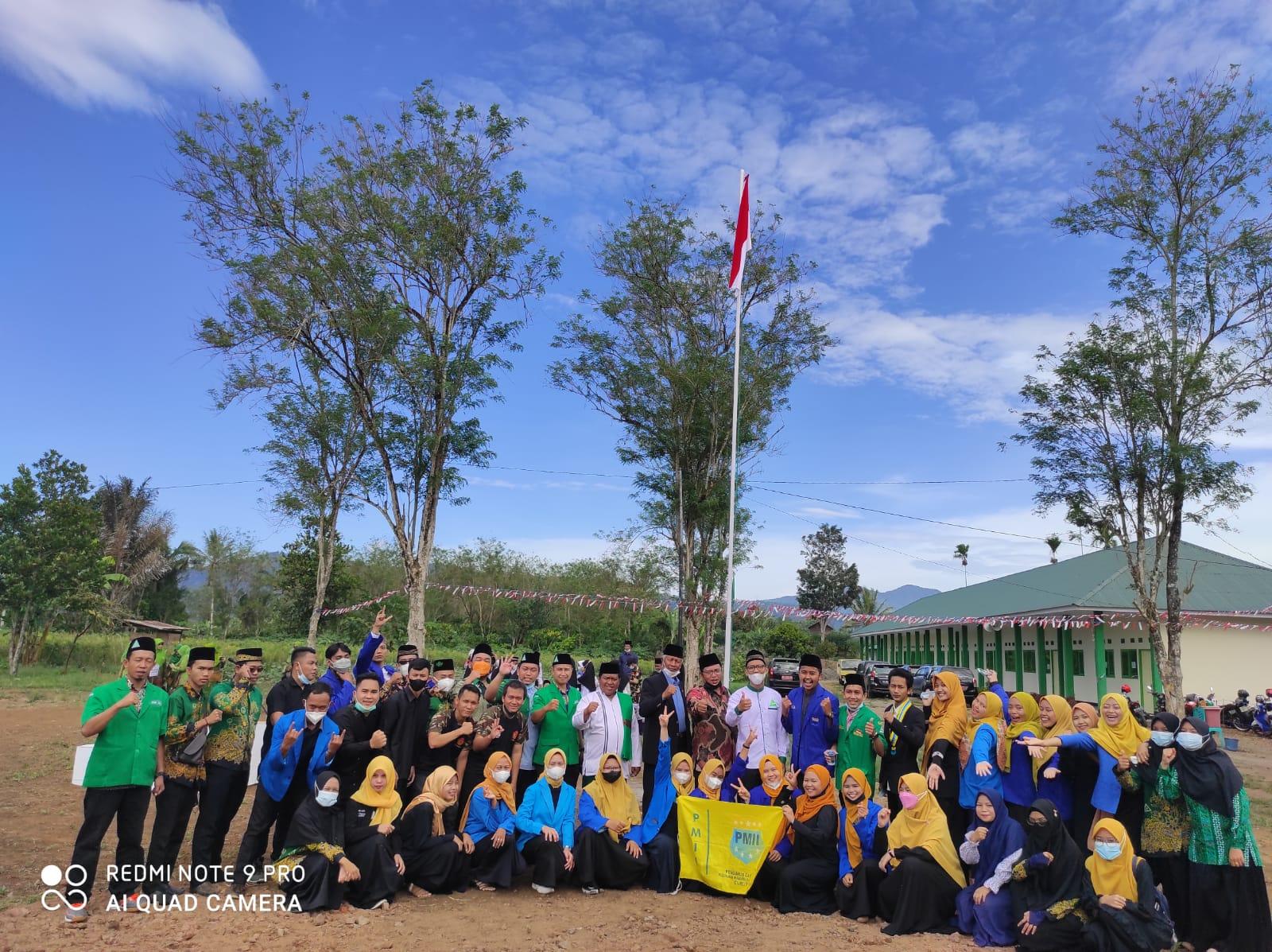 Photo of PPDM NU Bersama PMII Rejang Lebong Dan Jajaran Lainnya Ucapara HUT RI Ke-75