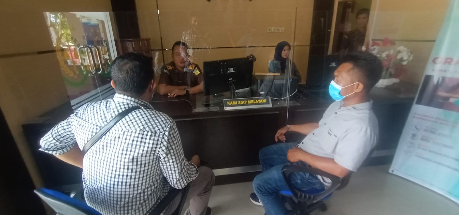 Photo of Terkait Dugaan KKN Di Dikbud BS, Sekber Media Koordinasi Ke Kejari