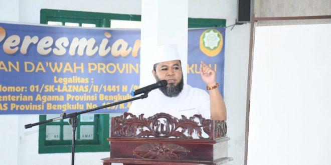 Photo of Soal Sedekah, Ini Kata Wali Kota Bengkulu