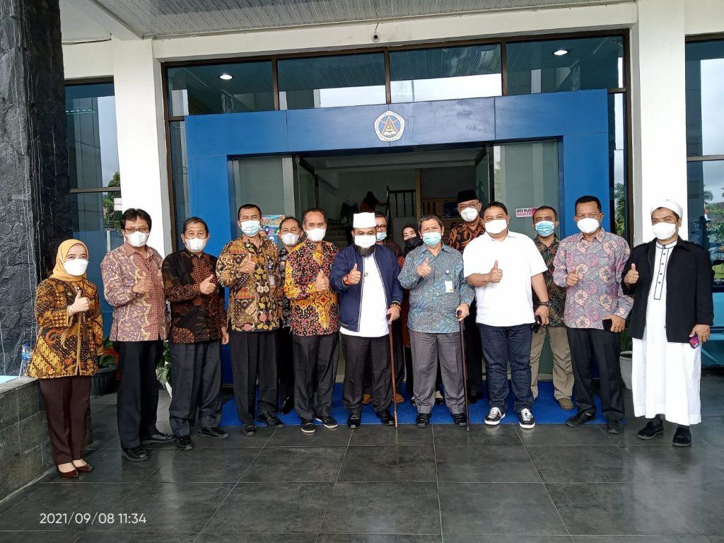 Photo of Wali Kota Bengkulu Kunjungan Ke Institut Seni Indonesia Padang Panjang