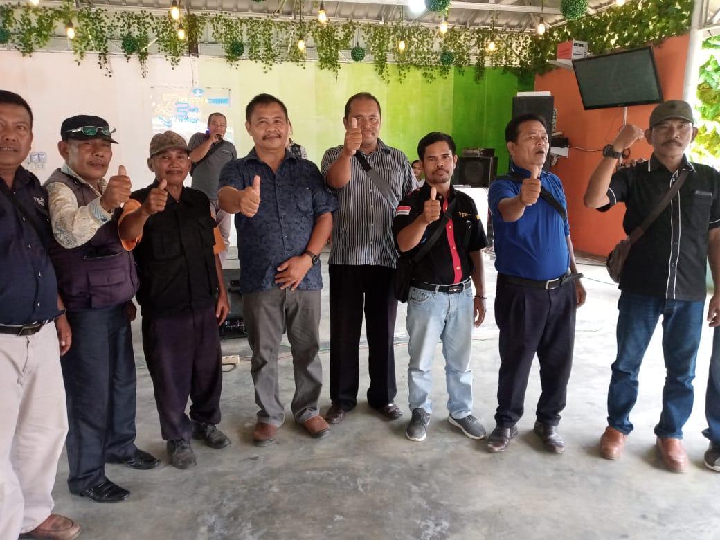 Photo of Tomy Efo Gelar Syukuran Masa Purna Bakti ASN Dan Ultanya Ke 58 Bersama Rekan Pers