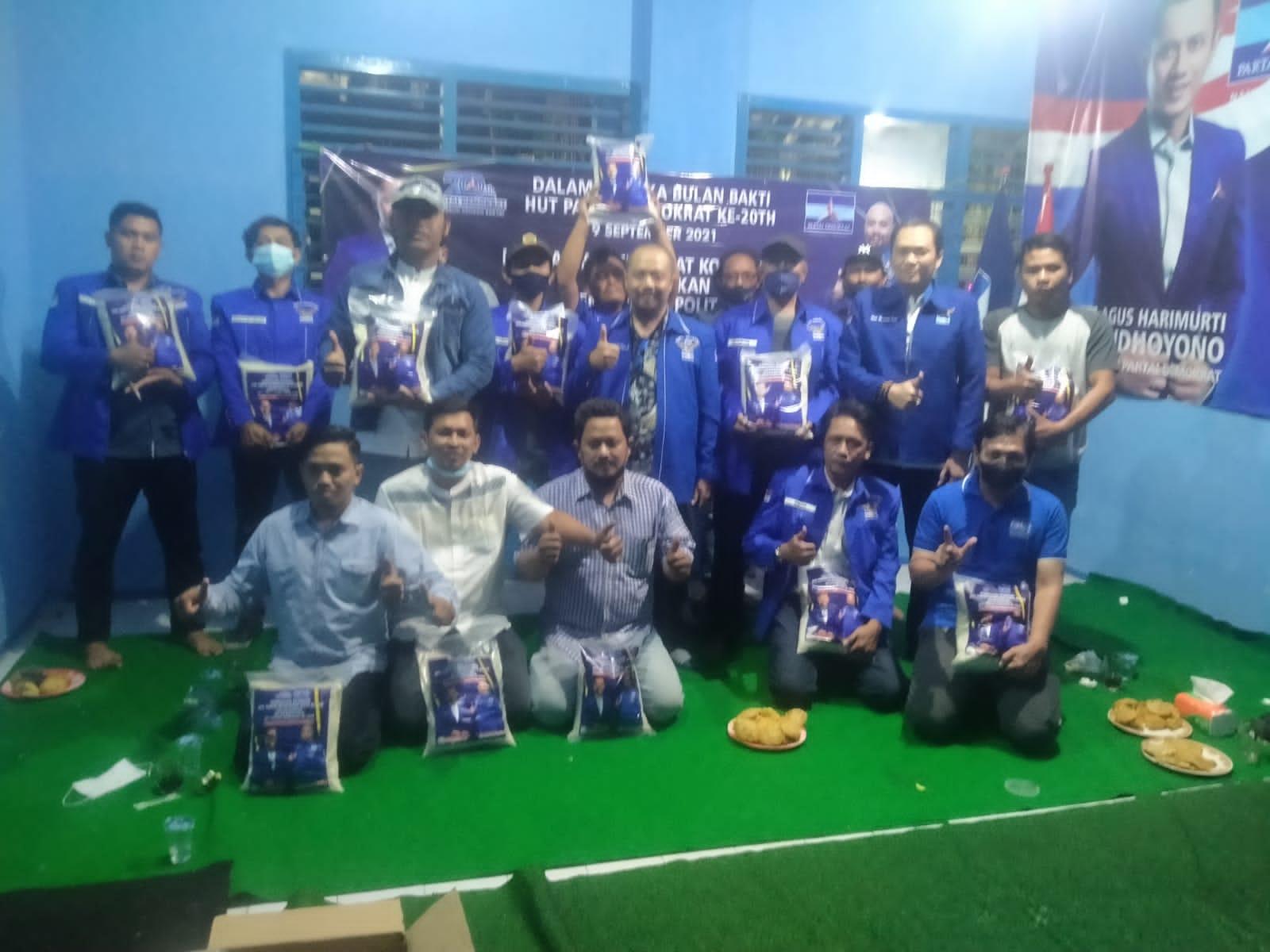 Photo of HUT Ke 20, DPC Partai Demokrat Kota Blitar Siap Berkoalisi Bersama Rakyat