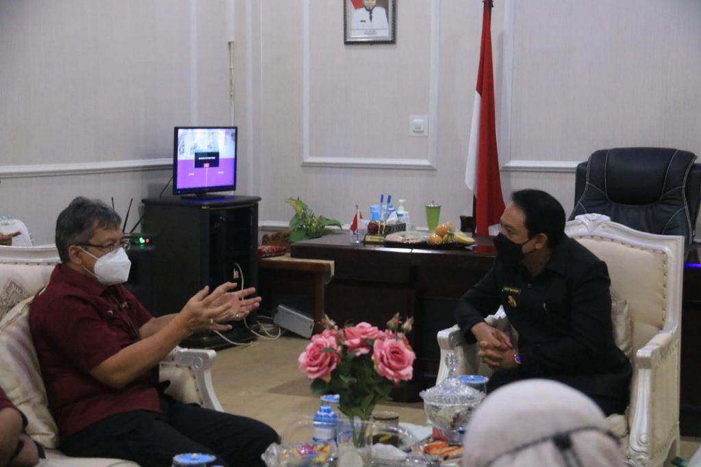 Photo of Pelayanan Prima Yang Dilakukan Pemkot Bengkulu Mendapat Nilai Plus