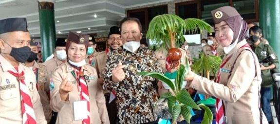 Photo of Musyawarah Gerakan Pramuka Jember Dihadiri 60 Kwartir Cabang