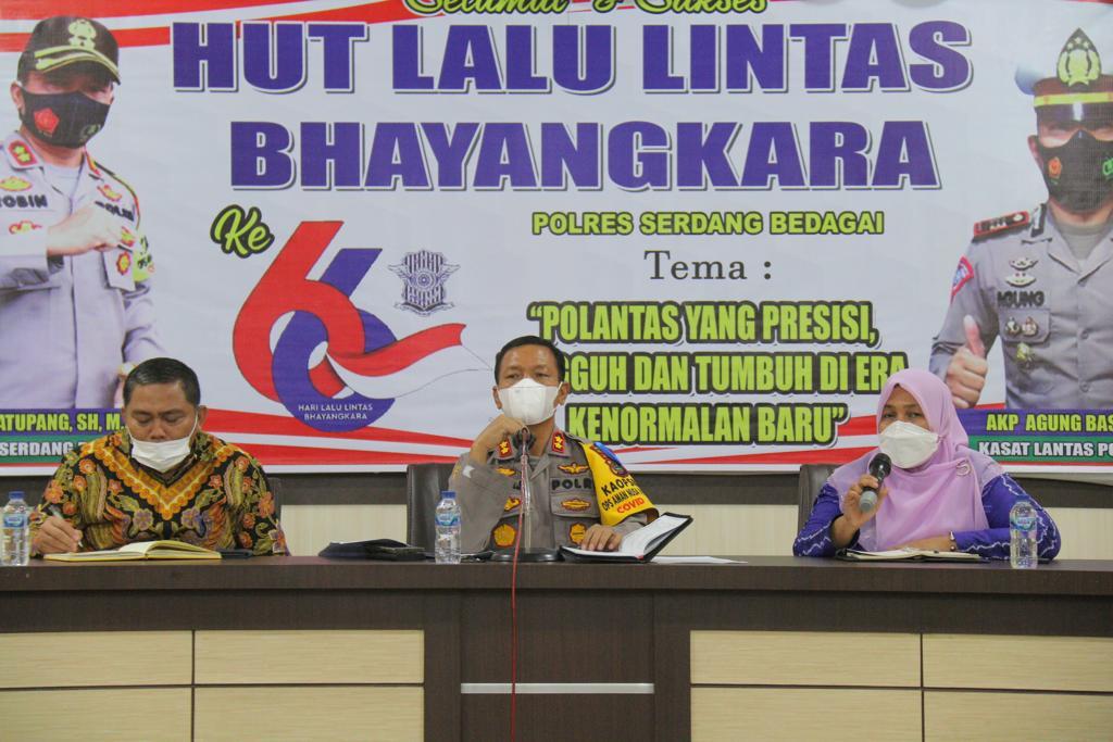Photo of Kapolres Sergai Rakor Terkait Relokasi Pasar Pajak Lama Simpang Tiga Pekan Perbaungan