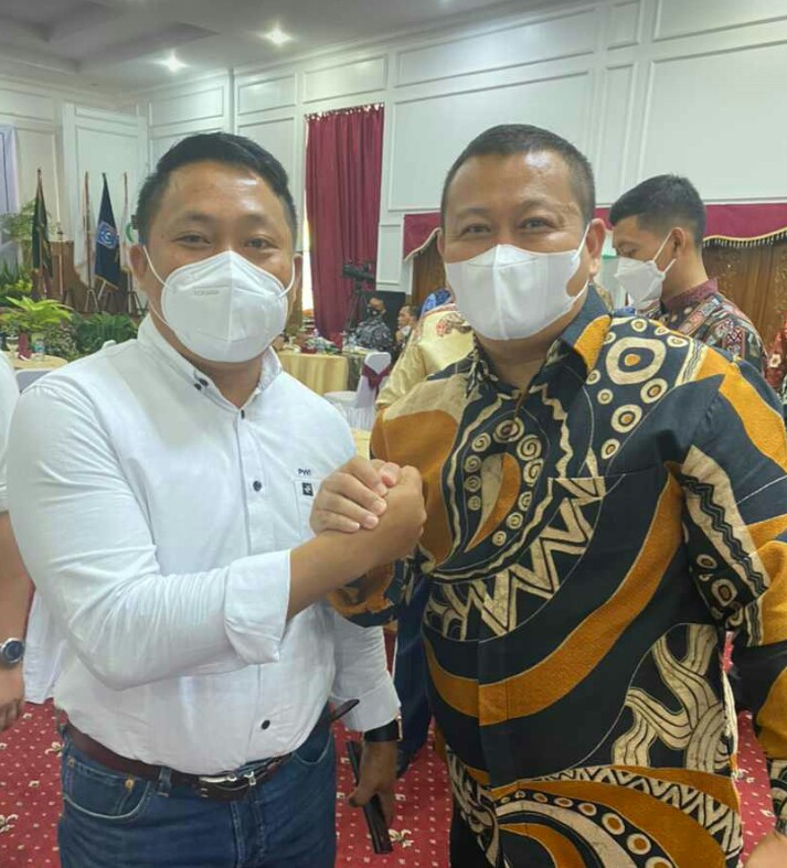 Photo of Pembina DPW MOI Bengkulu Inginkan Di Tangan Marsal PWI Semakin Menggema