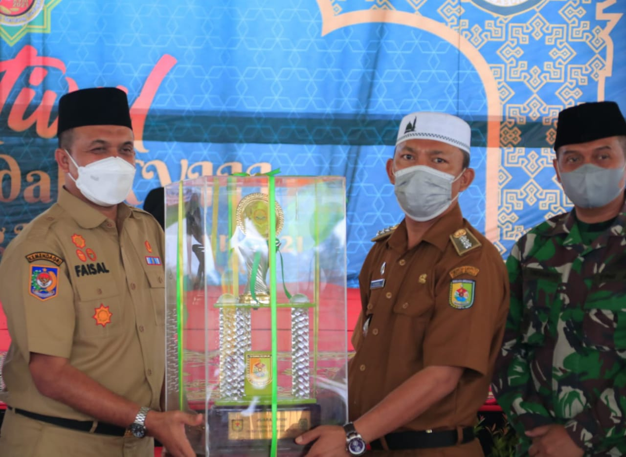 Photo of Festival Seni Qasidah (FSQ) ke-XVIII Tahun 2021 Kabupaten Sergai Resmi Dibuka