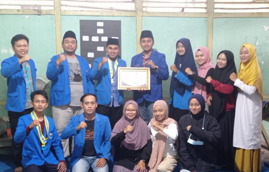 Photo of Juara 2 Musikalisasi Puisi Nasional, PMII Curup Terima Penghargaan Dari Ketua PKC PMII Terpilih
