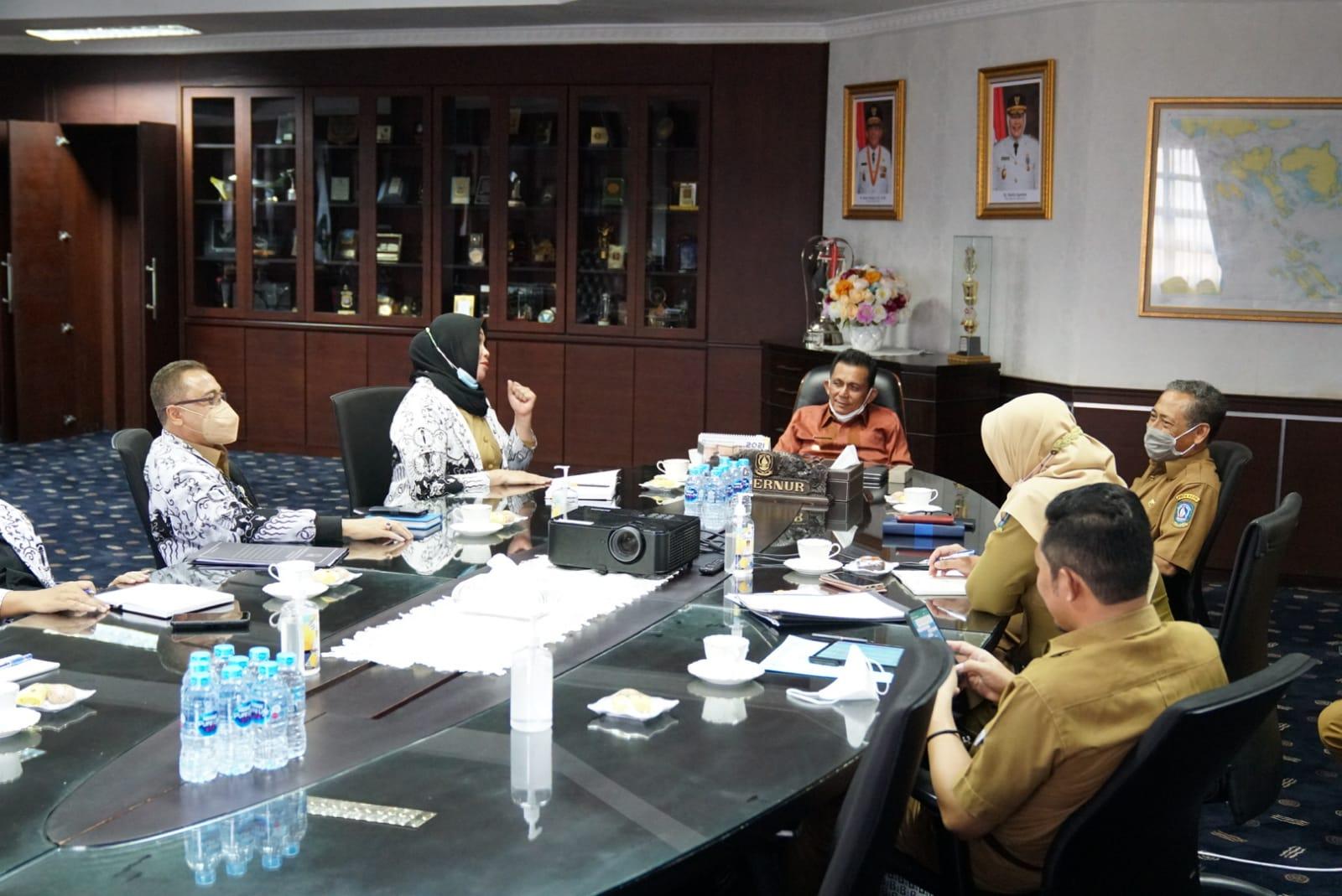 Photo of Gubernur Kepri : PGRI Harus Profesional Untuk Pendidikan Yang Bermutu
